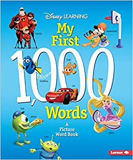 My First 1000 Words Picture Book