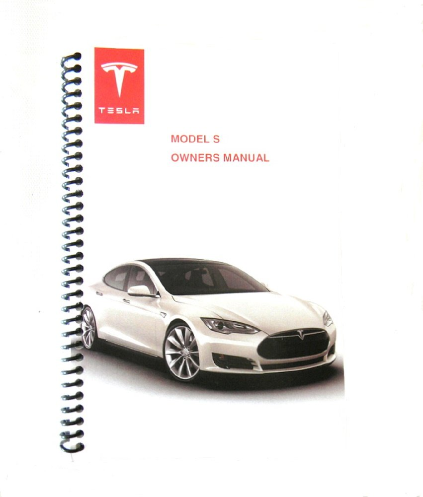 amazon com 2015 214 2016 tesla s owners manual everything else rh amazon com tesla owners manual not loading tesla owners manual 3
