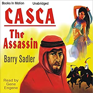 Casca: The Assassin Audiobook