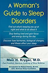 A Woman's Guide to Sleep Disorders Kindle Edition