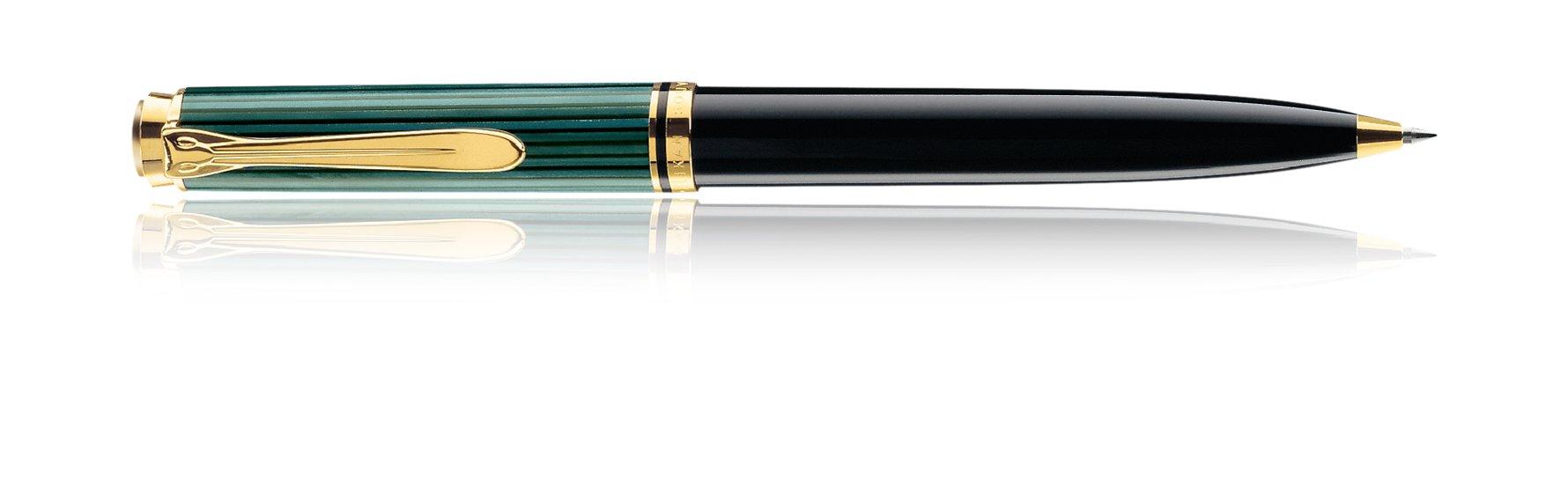 PELIKAN Souveran Ballpoint, Black/Green (996991)