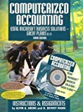 Computerized Accounting - Set:I&A/Ref W/ 2 CDS, Arens, Alvin A., 0912503246