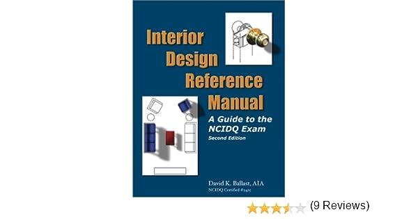 Interior Design Reference Manual Interior Design Reference Manual