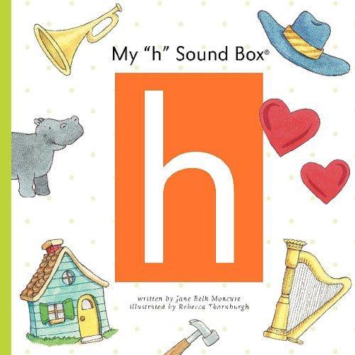 "Amazon.com: My ""H"" Sound Box (Sound Box Books) (9781602531482): Moncure,  Jane Belk, Thornburgh, Rebecca McKillip: Books"