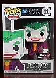 The Joker - DC Super Heroes Funko 8-Bit Pop! Vinyl Figure #11 GameStop Exclusive