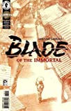 Blade of The Immortal Issue 38 Heart Of Darkness Issue 4 of 8 [Comic]