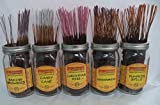 Wild Berry Incense Assorted Christmas Scents Set #2: 100 Sticks (20 each of 5 Scents)