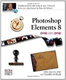 Photoshop Elements 8 One-on-One, McClelland, Deke and Wheeler, Colleen, 0596802390