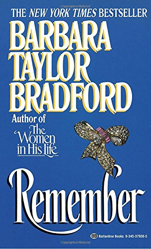 book cover of Remember