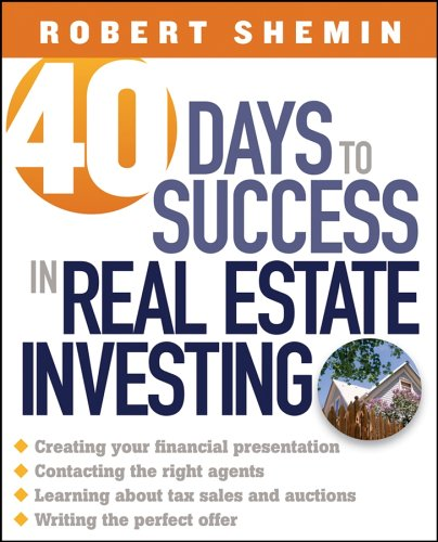 Download 40 Days to Success in Real Estate Investing PDF