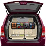 Jigva Car Back Seat Storage Organizer (Black) …