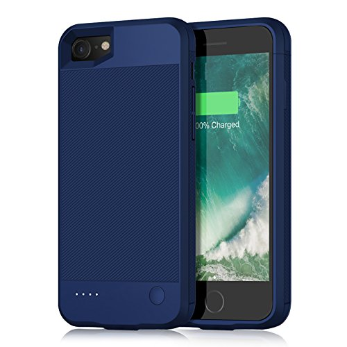 JUBOTY Fit iPhone 7 Battery case/2800mAh Ultra Slim Power Bank Portable Battery Charging Case/iPhone 7 Charger case