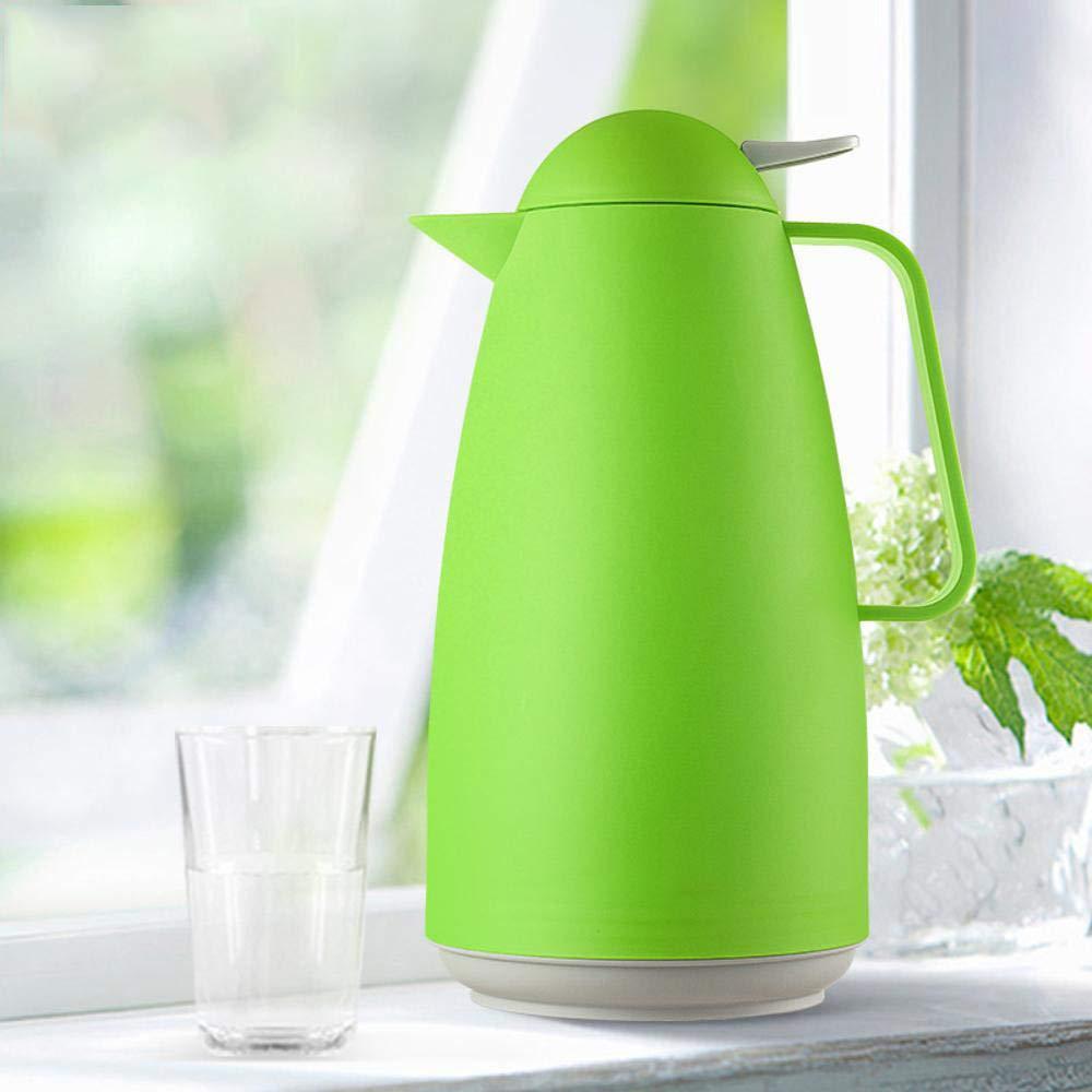 Yarmy 1L Isolierung Topf Haushalt Isolierung Teekanne große Kapazität heißes Wasser Flasche Größe: 17,8  26 cm