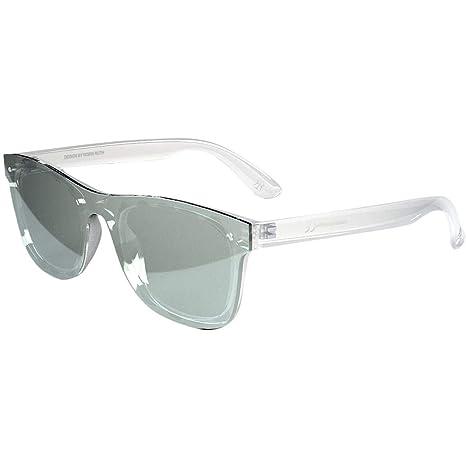 244b1b4d70d Amazon.com  Robin Ruth Mixer Frameless Designer Sunglasses-Silver ...