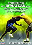 Maurice Wilson: Sprinting the Jamaican Way: Drills for Speed and Technique (DVD)