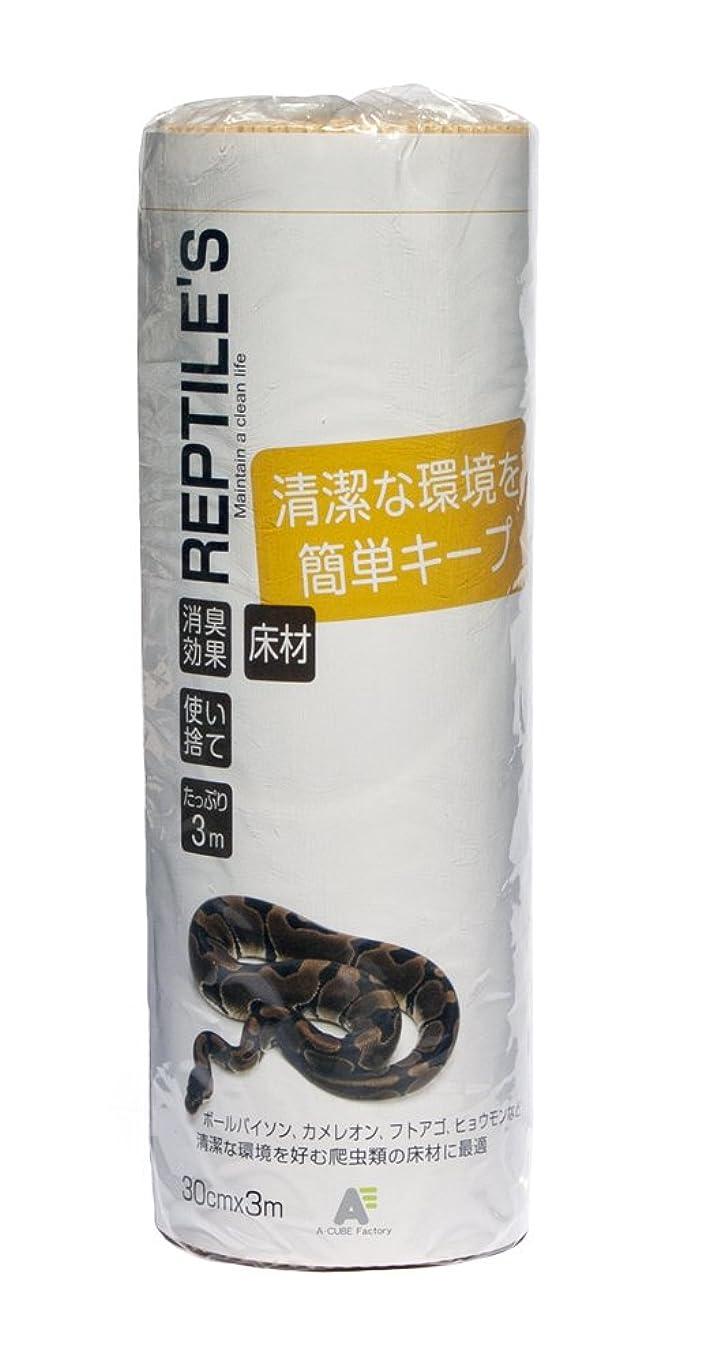 ファイル読書をする市場トカゲ、ヘビ、リクガメ、爬虫類用床材:珪藻土?K'sマット 2Kg