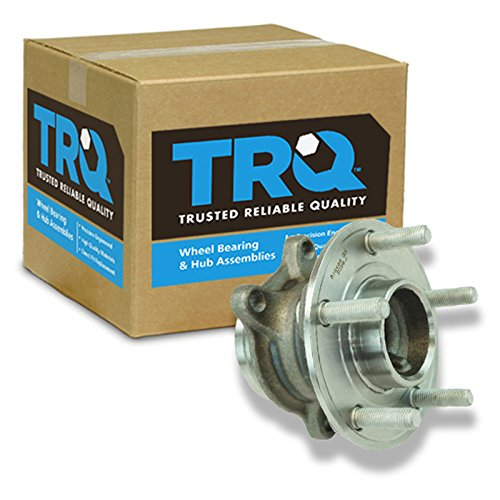 TRQ Wheel Bearing & Hub Assembly Driver or Passenger Side Rear for Ford Focus