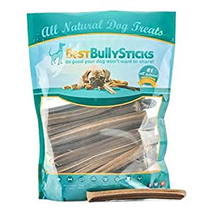 daily dental bully treats by best bully sticks 30 pack american made dog treats. Black Bedroom Furniture Sets. Home Design Ideas