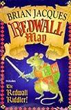 Redwall Map and Redwall Riddler (Red Fox)