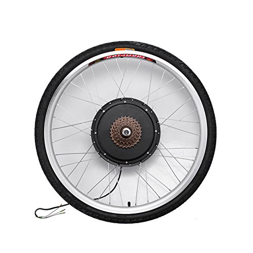 FCH 26'' Rear Wheel Electric Bicycle Conversion Kit (36V 500W) by FCH (Image #1)