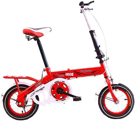 DT Bicicleta Plegable 12/14/16 Pulgadas Rueda pequeña Estudiante ...