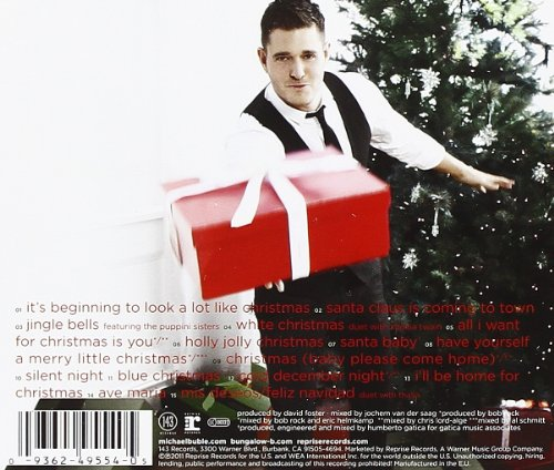 michael bubl christmas amazoncom music - Michael Buble Christmas Songs