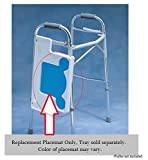 North Coast Medical NC94349-1 Replacement Nonslip Placemat for Walker Tray