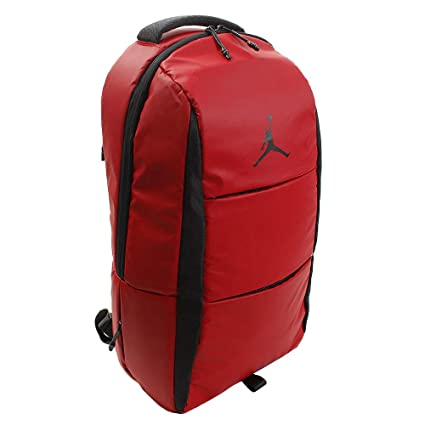 Nike Air Jordan Jumpman Alias Mochila, Rojo (Gym Red)