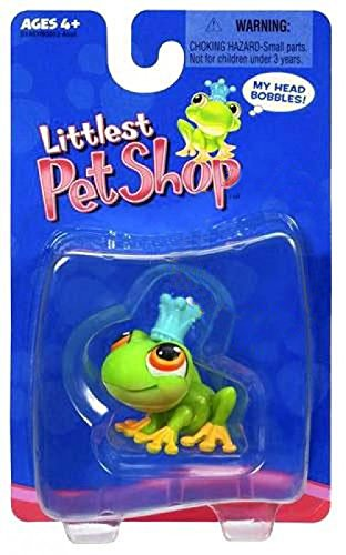 Littlest Pet Shop Single Figure Pack Tree Frog with Crown