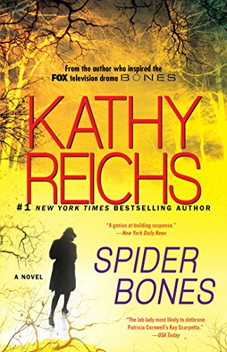 Spider Bones: A Novel (Temperance Brennan Book 13)