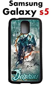 Miami Dolphins Diy For Iphone 5/5s Case Cover Hard Silicone