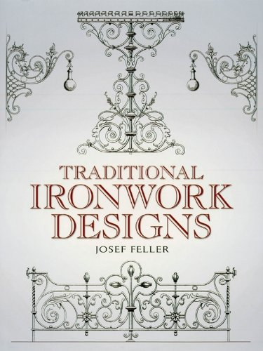 - Traditional Ironwork Designs (Dover Pictorial Archive)