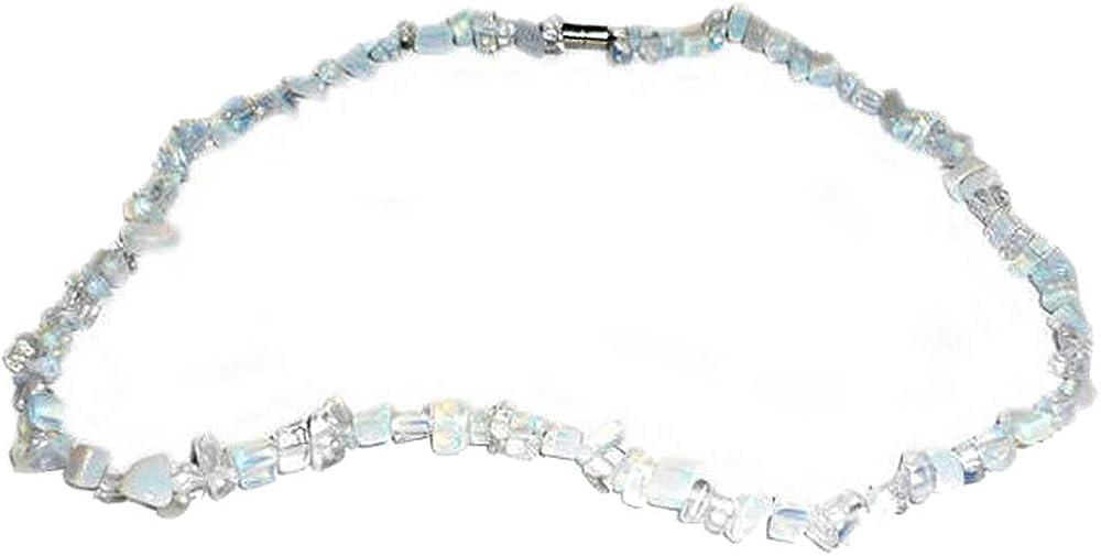 Vibraciones Cristallinas - Collar Barroco de ópalo
