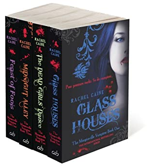 book cover of The Morganville Vampires Collection