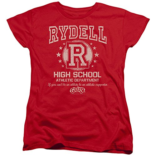 2Bhip Grease Movie Rydell High Women's T-Shirt -
