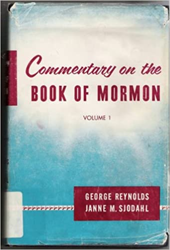 Amazon.com: Commentary on the Book of Mormon : The Smaller ...