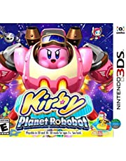 3DS Kirby Planet Robobot - World Edition