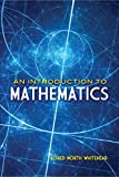 Image of An Introduction to Mathematics (Dover Books on Mathematics)