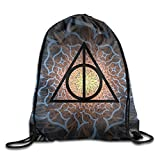 GYM Harry Potter And The Cursed Child 2016 Stage Play Drawstring Backpack Bag For Sale