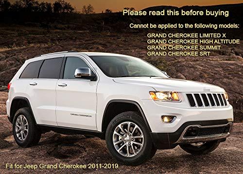 Car Mud Flaps Splash Guards Fender Mudguard for Jeep Grand Cherokee 2011-2019