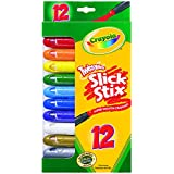Crayola Twistables Slick Stix Set Twistables Slick Stix 12-Color Set