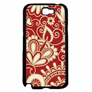 Zheng caseJapanese Pattern- TPU RUBBER SILICONE Phone Case Back Cover Samsung Galaxy Note II 2 N7100