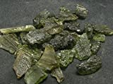 Shivansh Creations One (1) Fine Moldavite Tektite From Czech Republic - 5 Carats