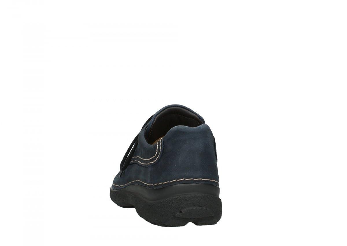 Wolky Comfort Schnürschuhe Men Roll Schuhe Men Schnürschuhe 11800 Blau 0ee829
