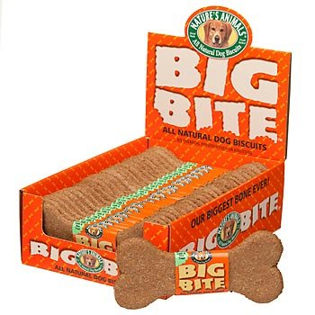 Big Bite Lamb and Rice Dog Biscuit 24-Pack