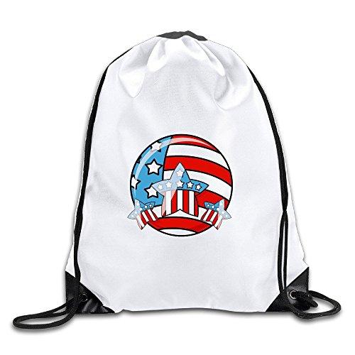 Kim USA Emblem Children Backpack Shopping Size Size Key - Usa Destiny Shopping