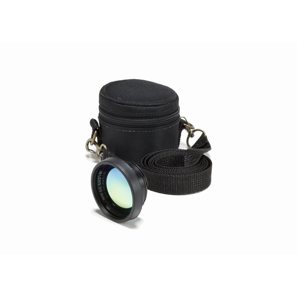 FLIR 1196961 15-Degree Lens with Case for E40, E50, E60, T420, T440 and T460 Thermal Cameras
