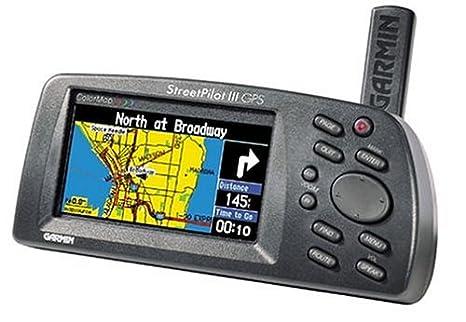 amazon com garmin streetpilot iii 3 4 inch portable gps navigator rh amazon com