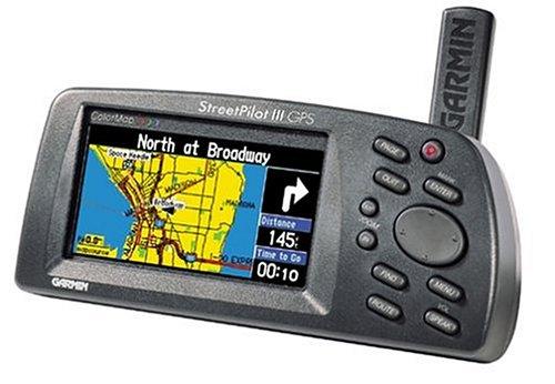 amazon com garmin streetpilot iii 3 4 inch portable gps navigatoramazon com garmin streetpilot iii 3 4 inch portable gps navigator cell phones \u0026 accessories