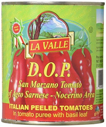 (La Valle San Marzano D.O.P. Tomatoes (9-pack))